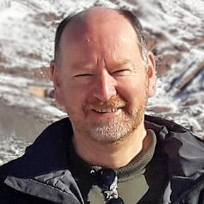 Photo of Alistair Hamilton